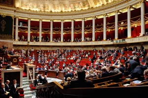 Assemblée nationale - Crédits photo : dicom Caroline Montagné